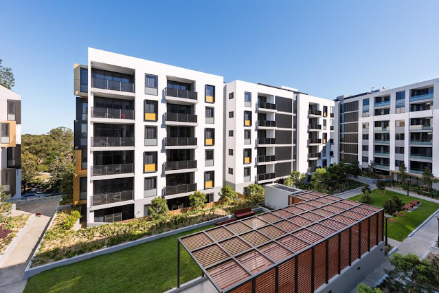 Meriton Suites Coward Street, the best hotel in sydney