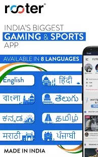 rooter: indian gaming mod apk unlimited coins