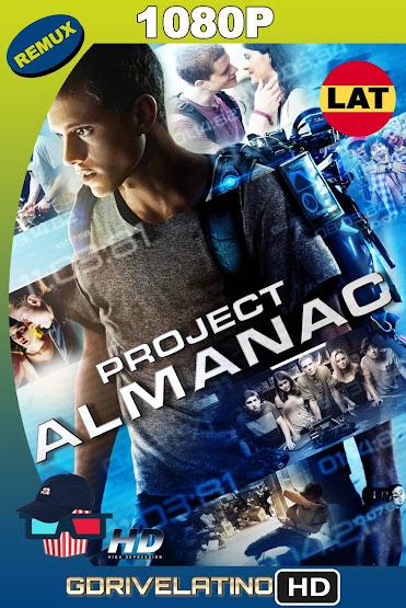 Proyecto Almanac (2015) BDRemux 1080p Latino-Ingles MKV