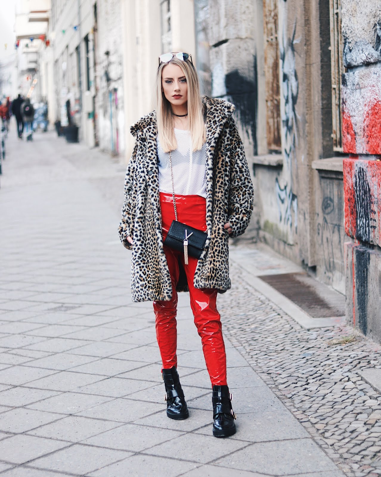 Streetstyle Outfit Fashion Week Berlin 2017