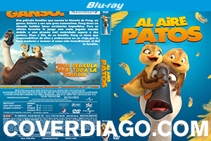 Duck Duck Goose - Al Aire Patos - BLURAY