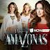 """Telenovela """"Las Amazonas"""" disponible por la plataforma Univisión Now"""
