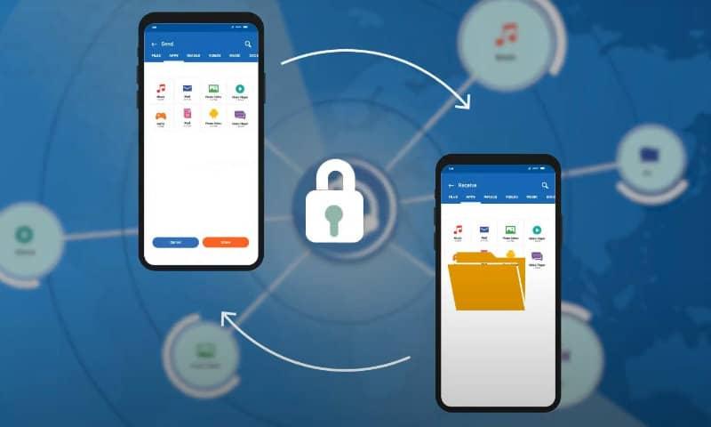 Mejores aplicaciones para compartir archivos pesados Android