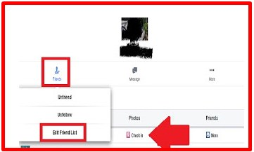 what does restricted on facebook mean