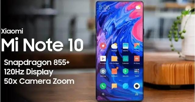 تسريبات جديدة لمواصفات هاتف  شاومي ريدمي نوت 10 – Xiaomi Redmi Note 10