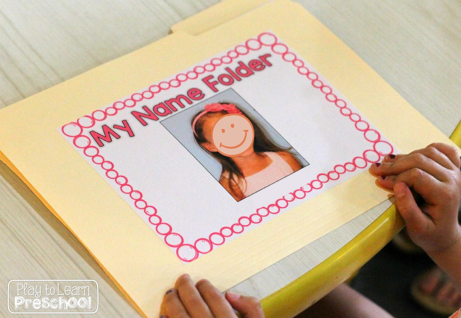 Name Folders: A Portable, Hands-On Way to Learn