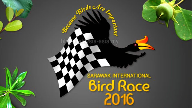 International Bird Race Sarawak