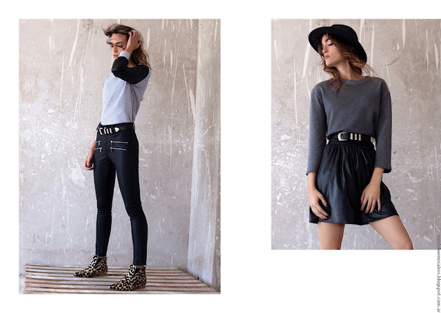 Moda invierno 2016 ropa de mujer 2016. Moda 2016.