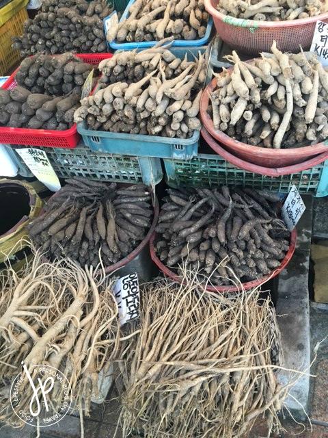 Ginseng_Bujeon market