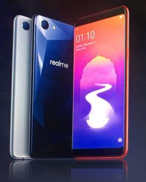 Realme 1 FAQ : Gorilla Glass, VoLTE, MicroSD, Fingerprint Scanner