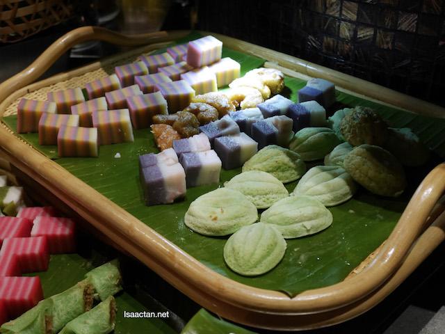 Malay Kuih and dessert