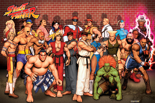 FREE DOWNLOAD GAME STREET FIGHTER