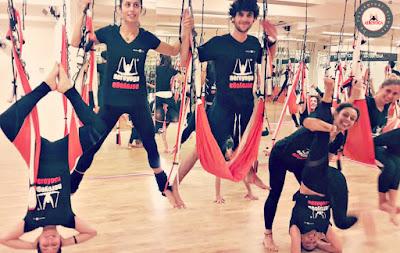 yoga aérien, formation yoga aérien, stage yoga aérien, formation aeroyoga, stage aeroyoga, aero yoga, yoga, pilates, fitness, fitness aérien, pilates aérien