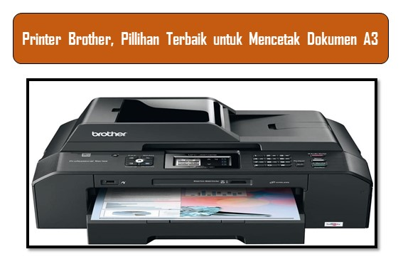 Brother printer A3