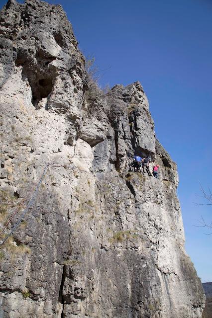 Vulkaneifel-Pfad  Gerolsteiner Felsenpfad  Eifelsteig 07