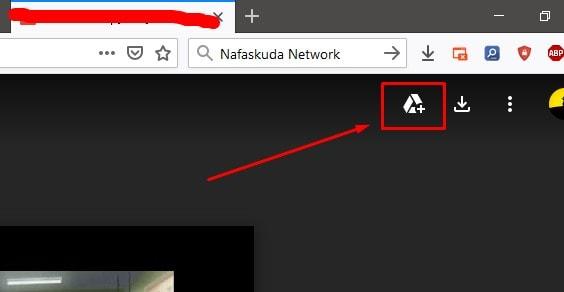 Menambahkan File ke Google Drive