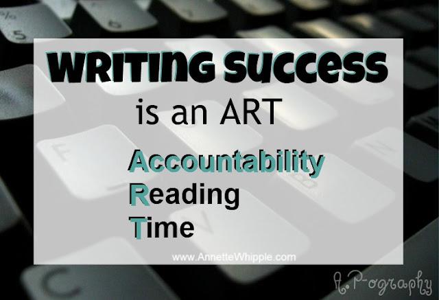 Writing Success is an ART Part 1: Accountability