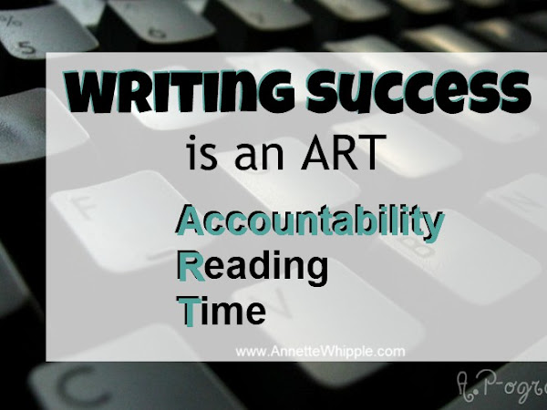 Writing Success is an ART Part 1: Accountability