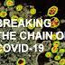 Breaking the Chain of COVID-19 [Coronavirus]