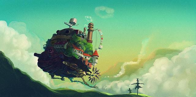 Howl's Moving Castle - Hayao Mayazaki