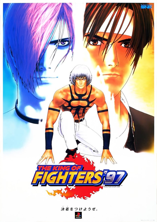 snk king of fighters '97 global match