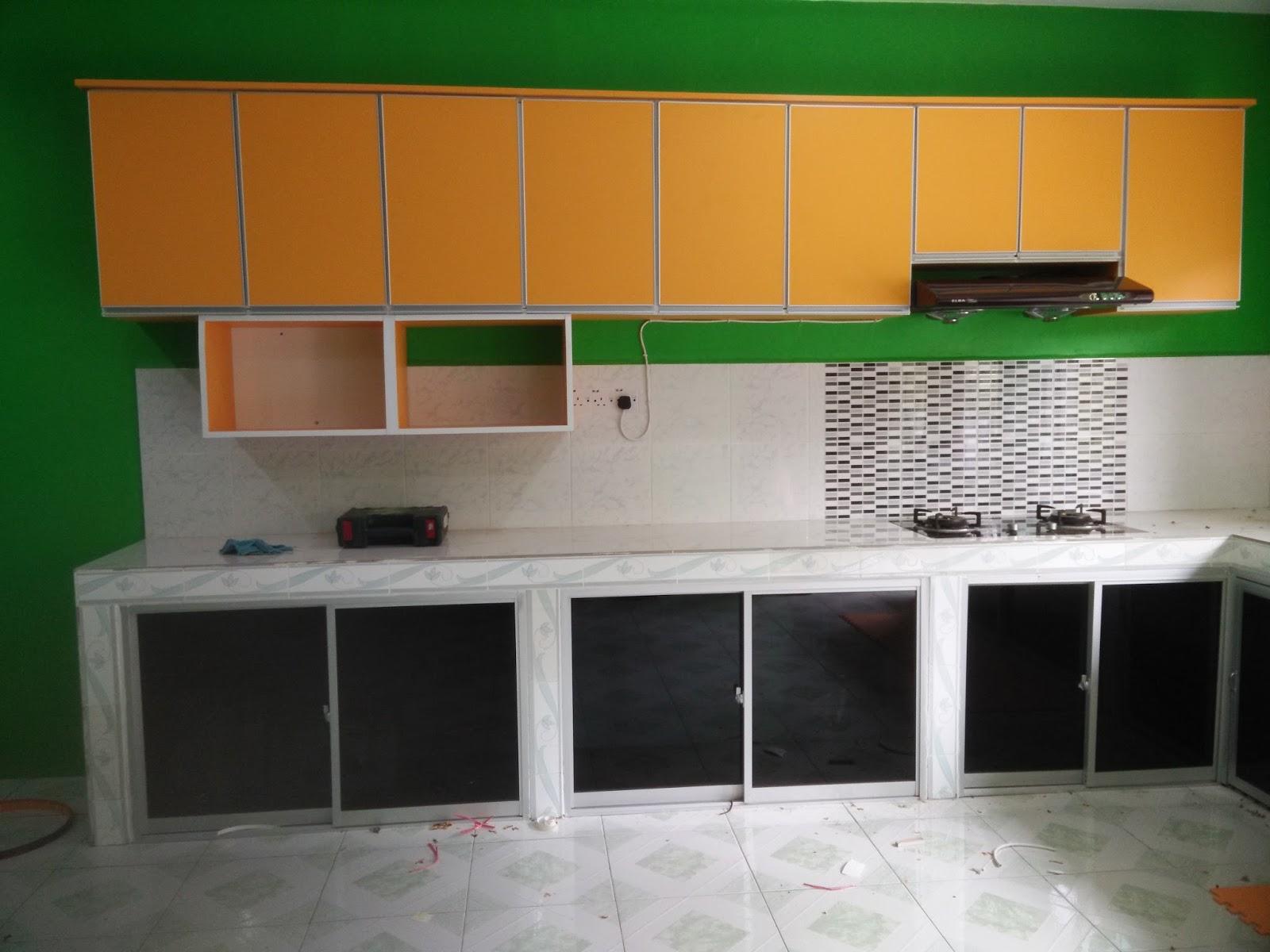 Membuat Kabinet Dapur Dan Lain Yang Berasaskan Kayu Di Kuching Sarawak