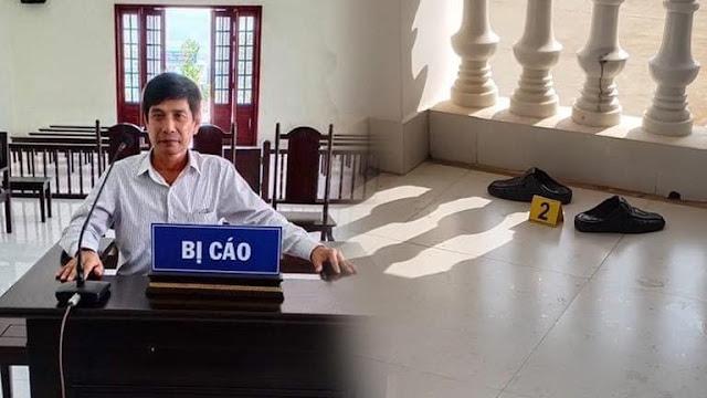 Tin nóng vụ ông Lương Hữu Phước nhảy từ tầng 2 toà án Bình Phước