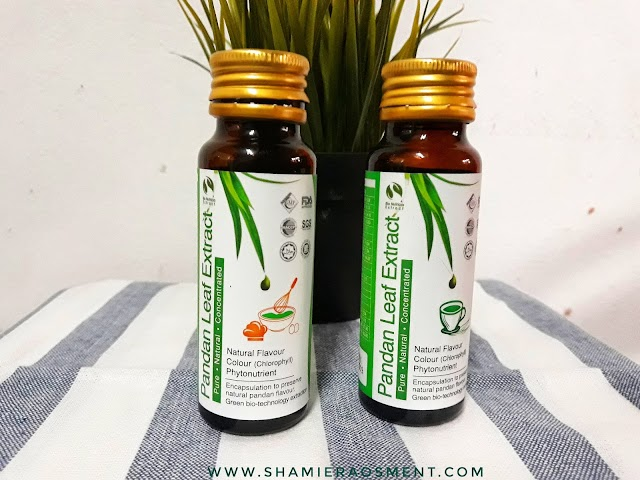 Pandan Leaf Extract: Ideal for the City Lifestyle.