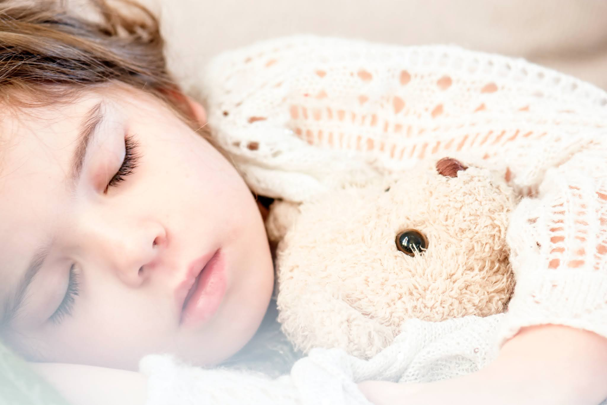 3 Ways To Help A Child That Has Trouble Sleeping