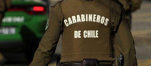 Ex oficial de Carabineros acusado de maltrato de obra a Carabinero