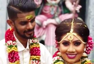 Kadhalaada | Wedding Film | Barathiraja Weds Gayathiri