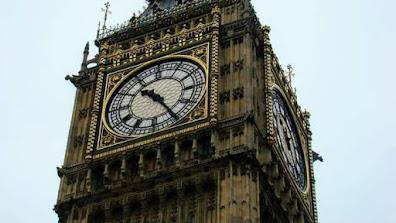 El icono de la ciudad es el Big Ben en Londres en Inglaterra