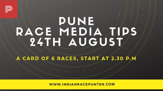 Pune Race Media Tips 24 August