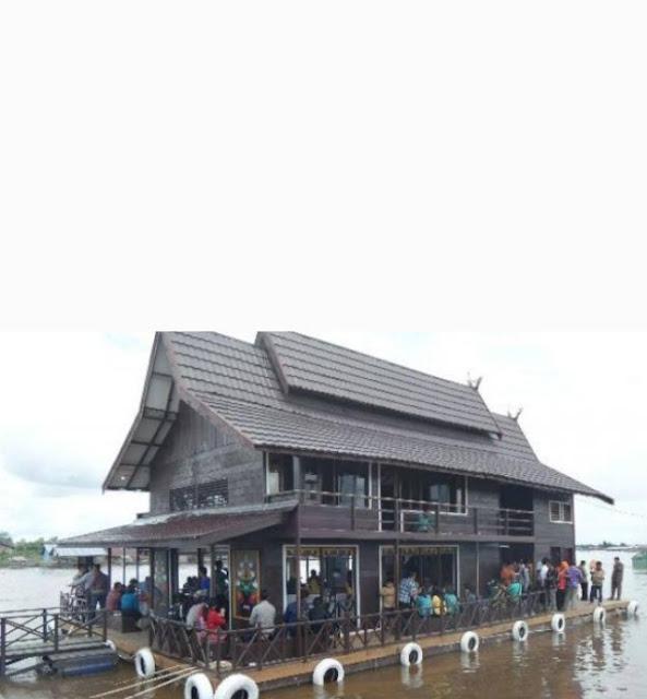Pengoptimalan Pembangunan Kawasan Wisata Dermaga Plamboyan Bawah