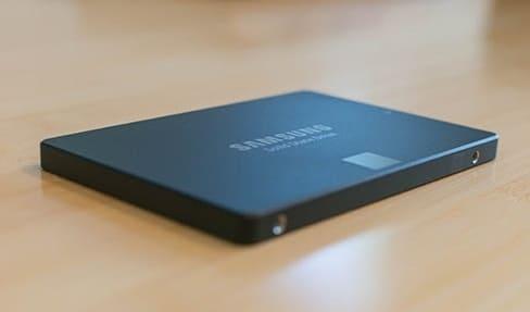 القرص SSD