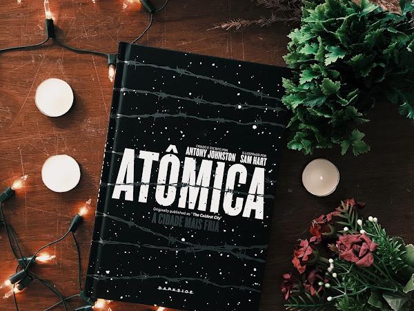 Atômica: a cidade mais fria, de Antony Johnston