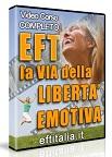 Eft - La via della libertà emotiva - Andrew Lewis (benessere)