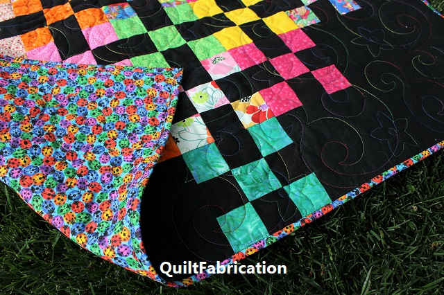 Blast backing by QuiltFabrication