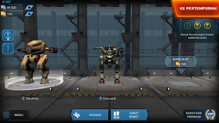 Walking War Robots apk + obb