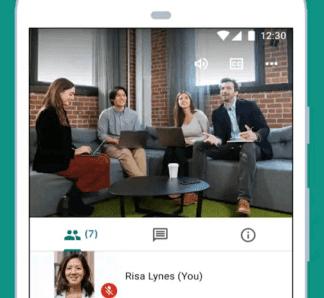 Cara Ganti Nama Profil Kita Di Google Meet Androidkom