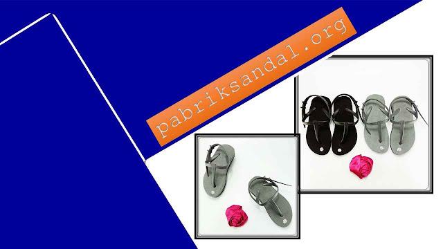 AMX Sandal Hak Polos Talincang Anak- Wedges Murah- Pabrik Sandal Jepit