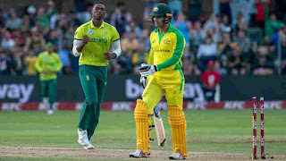 South Africa vs Australia 2nd T20I 2020 Highlights