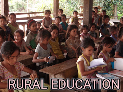 problems in rural education in India and how can we change it?-