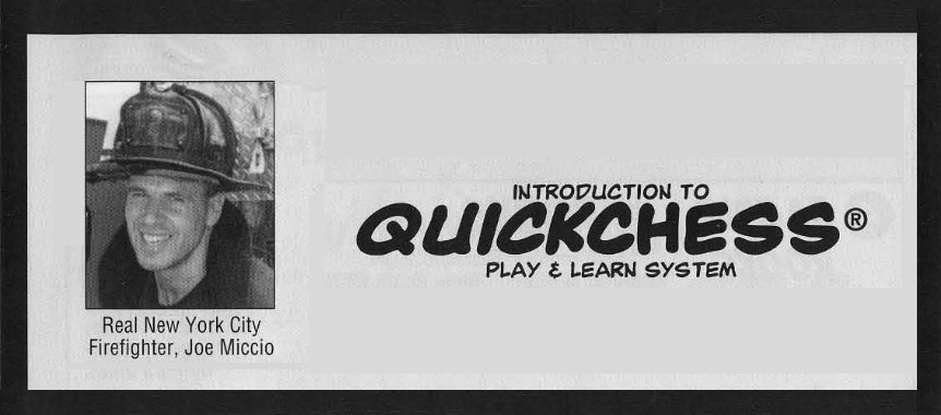 INTRODUCTION TO QUICKCHESS (Play and learn system) - Quick Chess Rules- Quick-chess-rules
