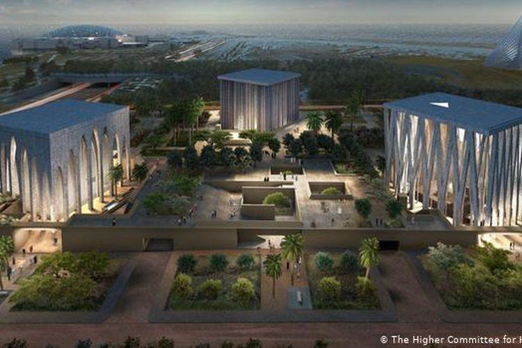 Uni Emirat Arab Mempuyai Sinagoge Di tahun 2002