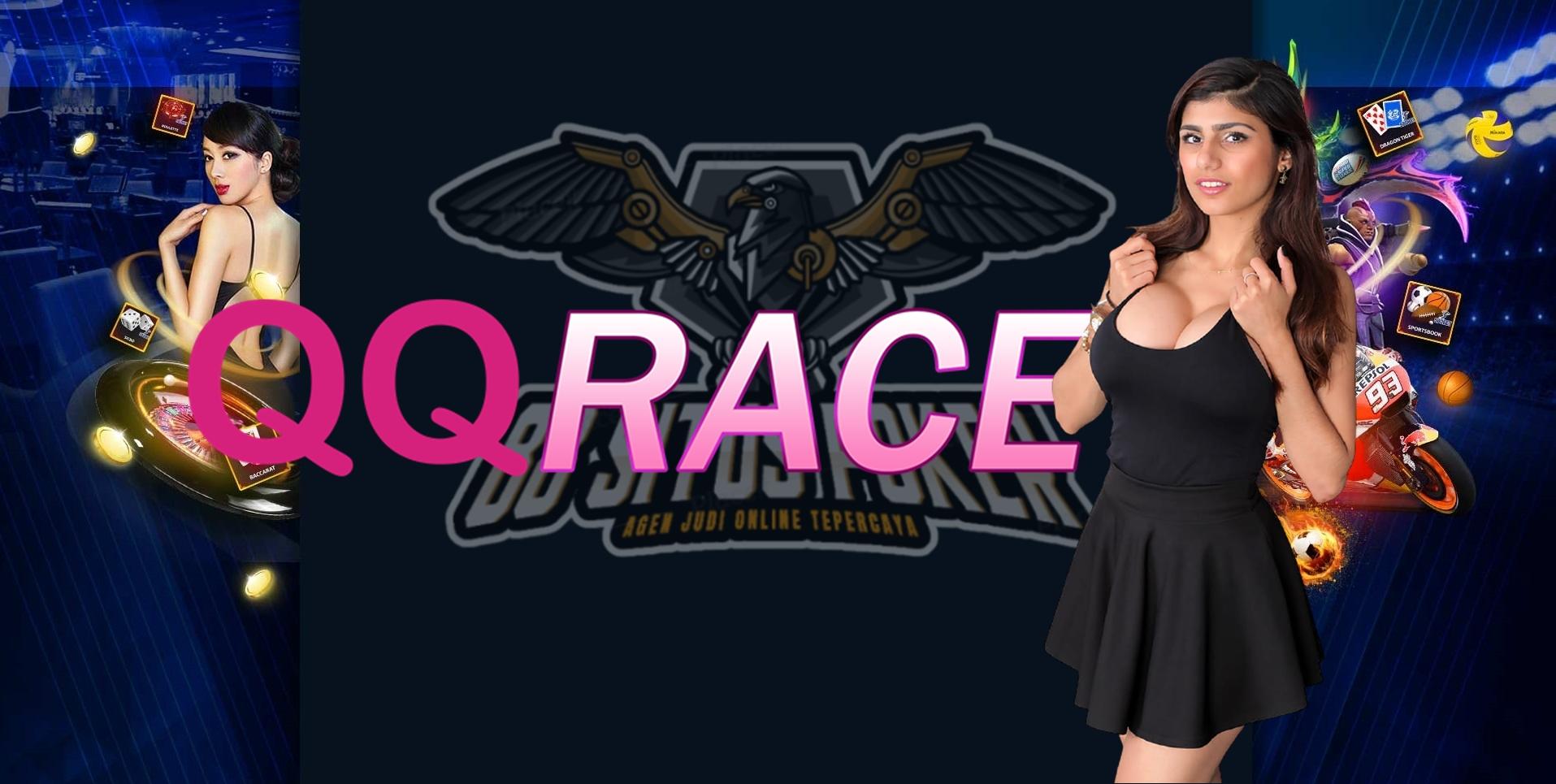 QQrace Situs Judi Slot Online Terbesar