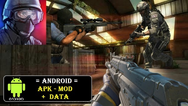 Download Counter Attack Team 3D Shooter Mod Apk