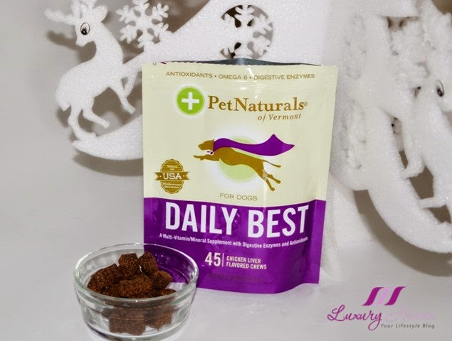pet naturals of vermont daily multivitamin for dogs
