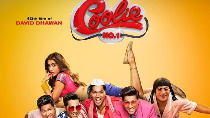 Coolie No. 1 (2020) Hindi Movie 720p HDRip