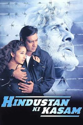 Hindustan Ki Kasam (1999) Hindi 720p | 480p HDRip x264 1.1Gb | 450Mb